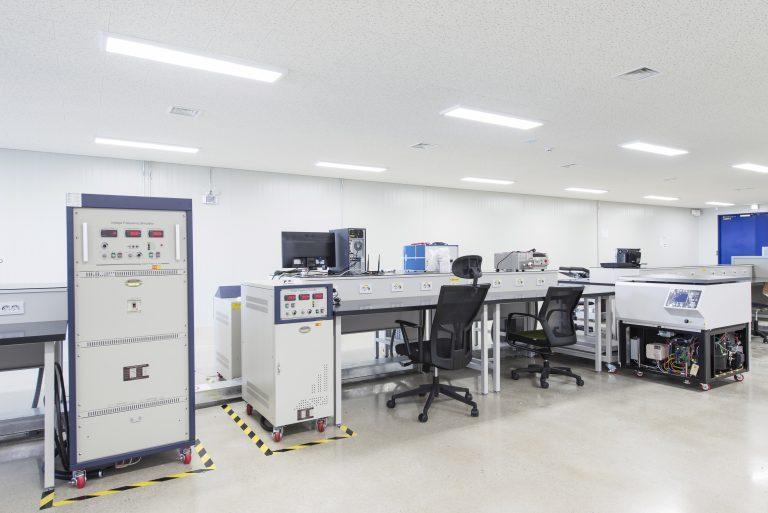 Badania urządzeń LVD EMC RED